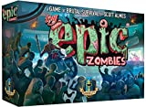 Tiny Epic Zombies a Strategy Board Game for Adults, Teens, and Family