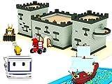 Aprende con los Mini Constructores: El Barco Pirata/El Castillo Embrujado