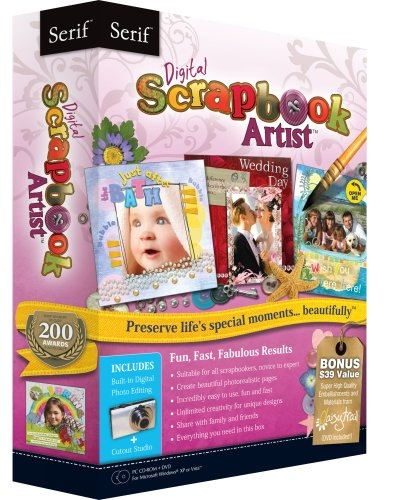 Serif Digital Scrapbook Artist [OLD VERSION]