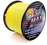 Thickest 14 Gauge Dog Fence Availible Double Poly Ethlene Jacking 60 MIL Coating