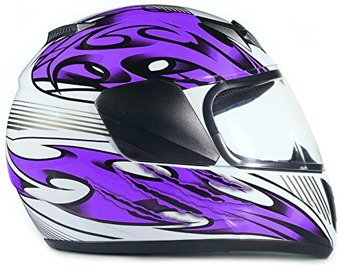 Typhoon-Youth-Full-Face-Motorcycle-Helmet-Reviews