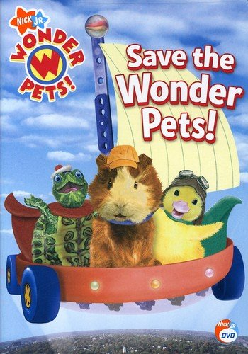 Wonder Pets – Save the Wonder Pets