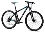 "Mongoose Men's TYAX Comp Mountain Bicycle, Black, 18""/Medium/29"