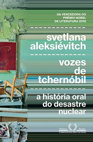 Resultado de imagem para Vozes de Tchernóbil