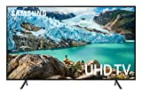 Samsung UN55RU7100FXZA Flat 55-Inch 4K UHD 7 Series Ultra HD Smart TV with HDR and Alexa Compatibility (2019 Model)
