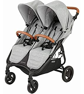 Getting around town just got a lot more stylish! Introducing the Snap Duo Trend series, the new benchmark for luxury in double strollers.Lightweight (24 lbs), packed with features and incorporating our patented one hand compact clean fold, the Snap D...