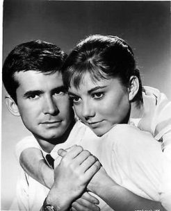 DONNA ANDERSON ANTHONY PERKINS ON THE BEACH 8X10 PHOTO #E2999 at Amazon's  Entertainment Collectibles Store