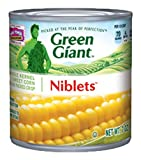 Green Giant Vacuum Packed Crisp Niblets, 7 Ounce Can (Pack of 12)
