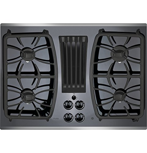 GE Profile Gas Downdraft Cooktop