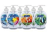Softsoap Liquid Hand Soap Pump, Aquarium - 7.5 fluid ounce (12 Pack)