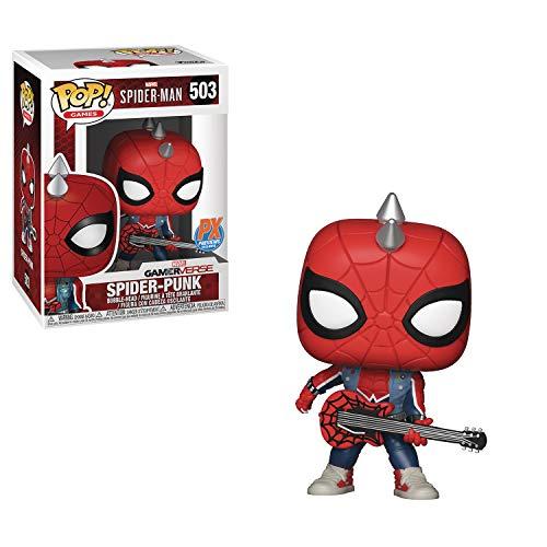 Funko Pop! Marvel: Spider Man - Spider-Punk