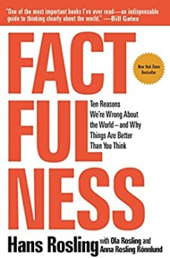 Image result for factfulness book