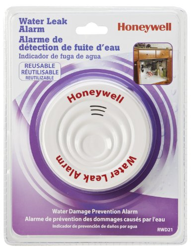 Honeywell RWD21 Water Leak Alarm