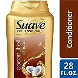 Suave Professionals Coconut Oil Infusion Damage Repair Conditioner 28 oz