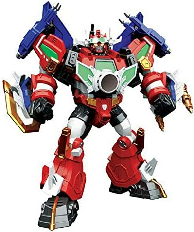 Hello Carbot Sky Gunner Aircraft Transformer Robot Toy Save The Moon Movie Ver