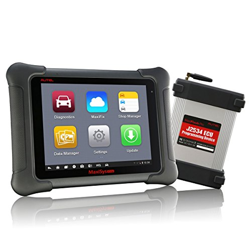 Autel Maxisys Elite Review 2019: Diagnostic tool with ECU Programming