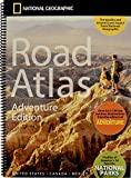 National Geographic Road Atlas 2019: Adventure Edition [United States, Canada, Mexico] (National Geographic Recreation Atlas)