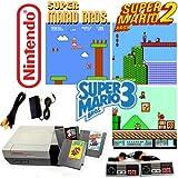 Nintendo NES Game System with Super Mario Bros. 1, 2 & 3 (Renewed)