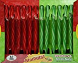 Starburst Candy Canes 12 Count - 2 Boxes