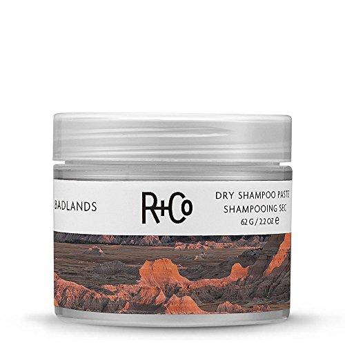 R+Co Badlands Dry Shampoo Paste, 2.2 oz