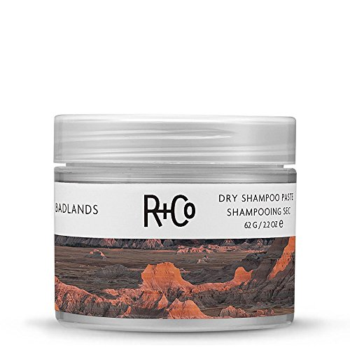 R+Co Badlands Dry Shampoo Paste, 2.2 Fl Oz