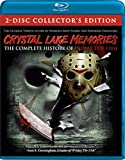 Crystal Lake Memories: Complete History of Friday the 13th [Blu-ray]