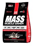 Elite Labs USA MASS MUSCLE GAINER, STRAWBERRY MILKSHAKE, 10.16