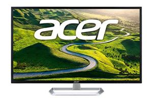 Acer 31.5-inch (80.01 cm) Full 2560 x 1440 WQHD IPS Panel Monitor – EB321HQU Awidpx (Black)