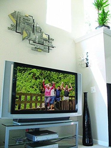 Winegard FreeVision FV-30BB Indoor and Outdoor Digital HDTV Antenna (4K Ultra-HD Ready,   ATSC 3.0 Ready, High-VHF / UHF) - 30 Mile Range High Performance Digital HD TV Antenna