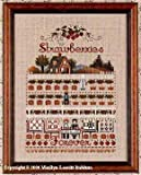 Strawberries Forever Cross Stitch Chart