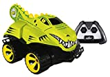 Kid Galaxy Amphibious RC Car Mega Morphibians Crocodile. All Terrain Remote Control Toy, 2.4 Ghz