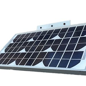 10W/14V Solar Panel Off Grid for Pure Digital eLEDing LED Light Kit