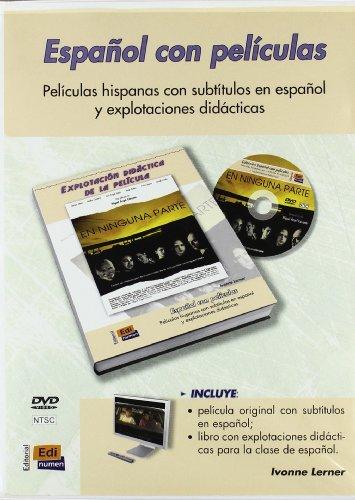 [7DEnz.BEST!] Cambridge Spanish En Ninguna Parte + DVD (Espanol Con Peliculas/ Spanish With Film) (Spanish Edition) by Ivonne Lerner [E.P.U.B]