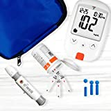 O'Well Diabetes Testing Kit, 100 Count | Tyson Meter, 100 Tyson Blood Glucose Test Strips, 100 Lancets, Lancing Device, Control Solution, Owner's Manual, Log Book & Carry Case