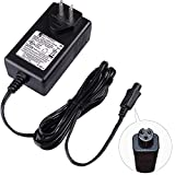Razor 36V 1A Battery Charger - PREMIUM 36 Volt - 42V 1000mA Mini 3-Prong Two Wheel Balance Scooter Replacement Charger for Razor 2.0, Swagtron T1, T3, T6, Swagway - Qili QCF3601P1A100 - W151550590140