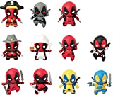 Marvel Deadpool Series 1 Coleccionable Estor Bolsa Clave Cadenas