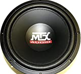 10' 4 Ohm Replacement Subwoofer 200 Watts RMS for MTX Sub Systems (Plain Packaging)