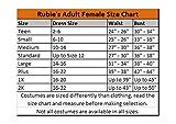 Rubie's Costume Women's Hello Kitty Teen Tutu Costume Dress, Multi, Teen