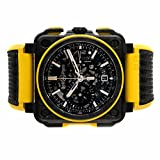 Bell & Ross BR-X1 automatic-self-wind mens Watch BRX1-CE-CF-RS16 (Certified Pre-owned)