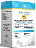 HairConfirm Hair Follicle Drug Test Kit, 7 Drugs Tested 90 Day Report