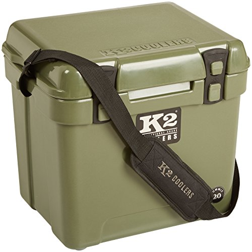 K2 Coolers Summit 20 Cooler, Duck Boat Green