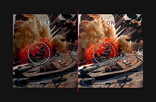 "51v8YysaLPL LG 27"" Full HD (1920 x 1080) TN Panel Monitor, HDMI & VGA Port, 2 ms Response Time, 75 Hz Refresh Rate & AMD Freesync - 27MK400H (Black)"