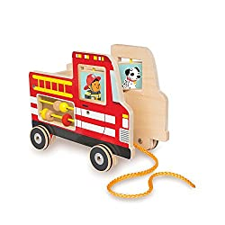 The Best Fire Trucks for Toddlers + Kids