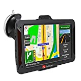 GPS Navigation for Car, 7 inch Car GPS HD Touch Screen 8GB 256MB Sat Nav for Cars with USA, Canada, Mexico Lifetime Map Free Update
