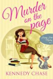 Murder on the Page (Cozy Murder Mystery) (Harley Hill Mysteries Book 2)