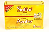 Grisi Sulfur Soap with Lanolin for Acne - 2 Pack