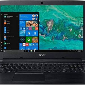 Acer Aspire 3 A315-53 15.6-inch Laptop (8th Gen Intel Core i3-8130U/4GB/1TB/Windows 10 Home/Integrated Graphics), Obsidian Black
