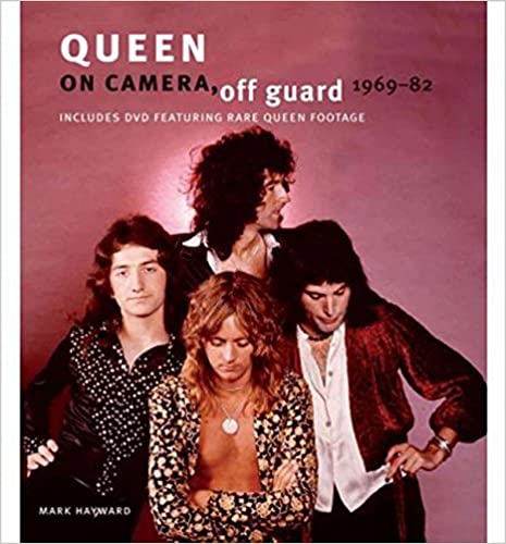 Queen: On Camera, Off Guard