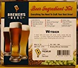 Brewer's Best Witbier Homebrew Beer Ingredient Kit