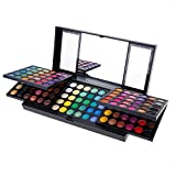 ACEVIVI 180 Colors Eyeshadow Makeup Palette Cosmetic Contouring Kit Natural Eye Shadow Pallet - Ideal for Professional